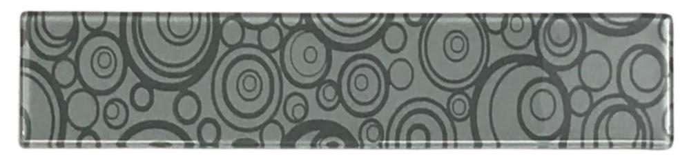 Listelo de Vidro 5 x 30 Circular 750/700
