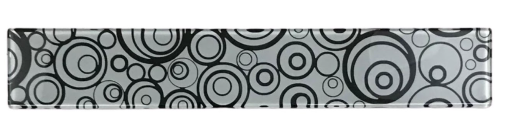 Listelo de Vidro 5 x 30 Circular 800/900
