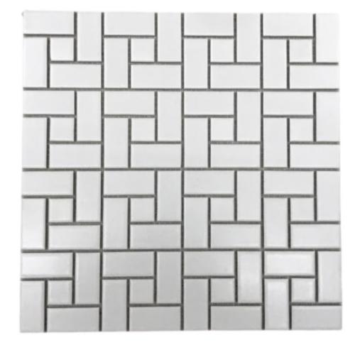 Pastilha Cerâmica Orim Decor Square 7,5 x 7,5