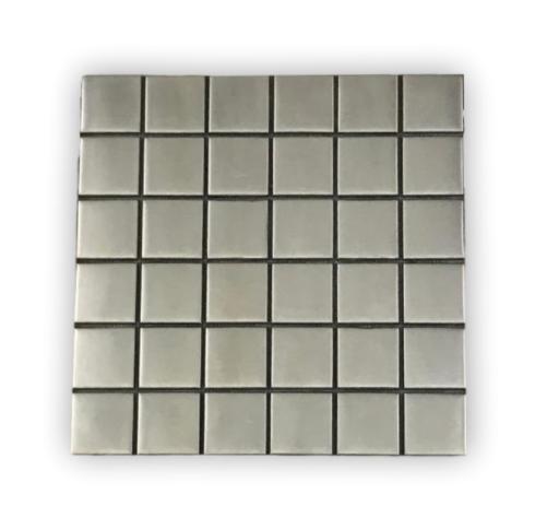 Pastilha de Inox Big Square 5 x 5 Ref: PR105