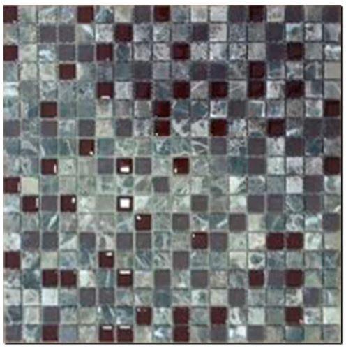Pastilha de Mármore Mix Mosaic Imperador 30x30Cm