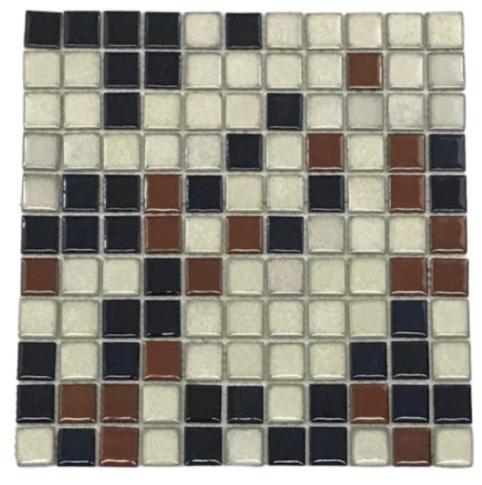 Pastilha de Porcelana 2,5 x 2,5 Ref: PL8424