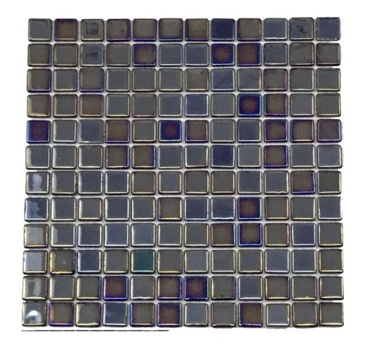 Pastilha de Vidro Azul Mar 30Cm x 30Cm Vt105