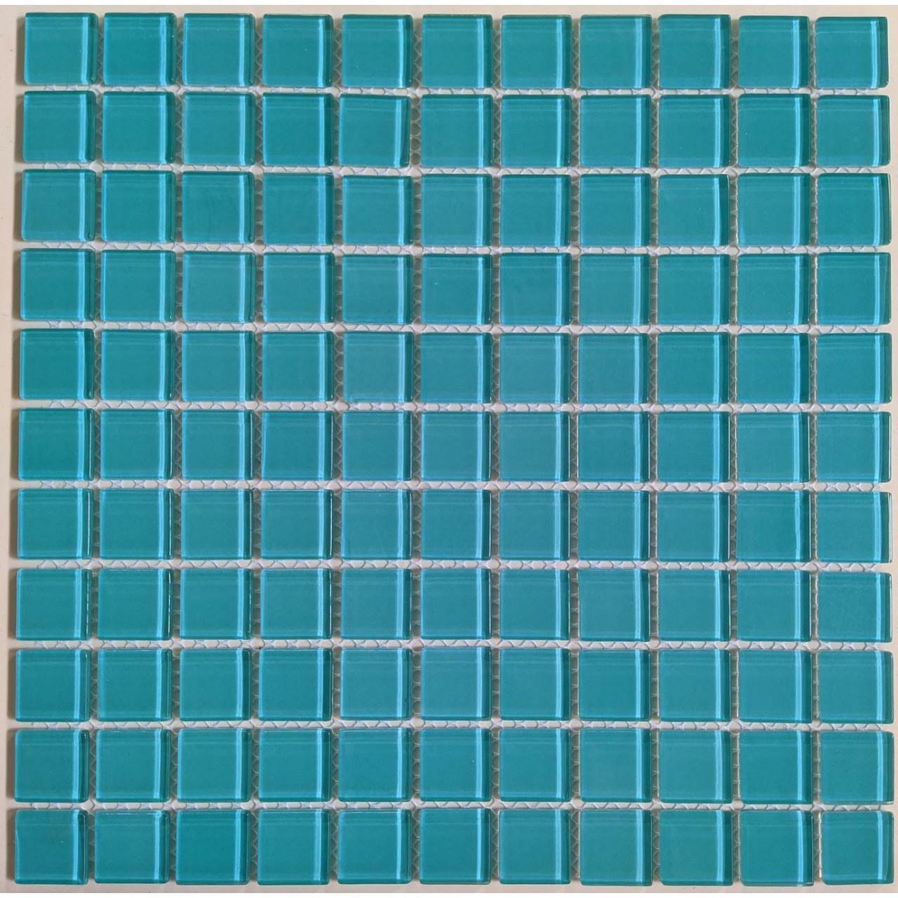 Pastilha de Vidro Blue Pool A017 30x30cm