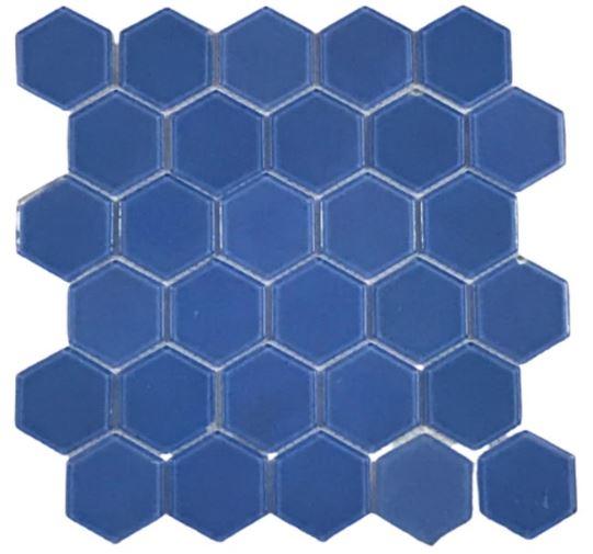 Pastilha de Vidro Cloud Blue 30Cm x 30Cm Az112 b