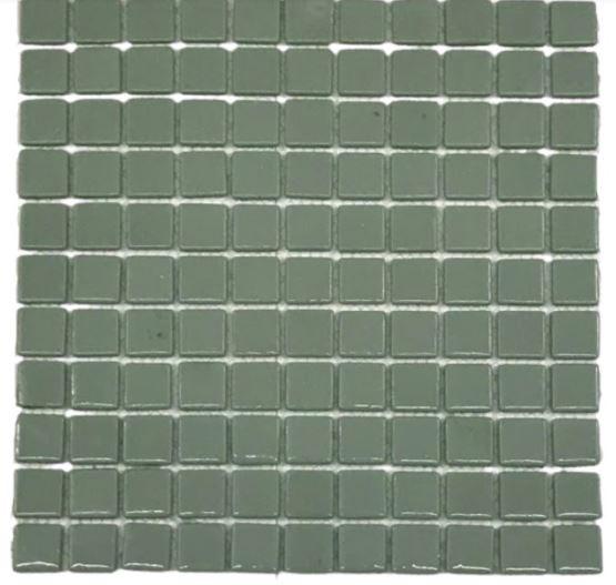 Pastilha de Vidro Eco Clay 30Cm x 30Cm Vd119 b