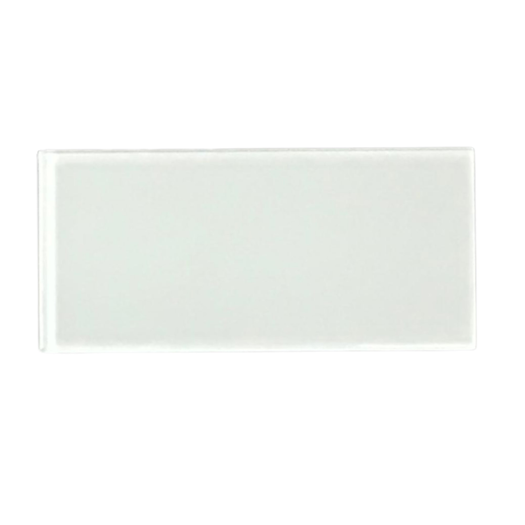 Pastilha Subway Tile 7,5x15cm - Branco