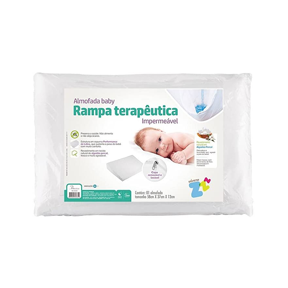 ALMOFADA (RAMPA TERAPEUTICO-INFANTIL) ANTIRREFLUXO