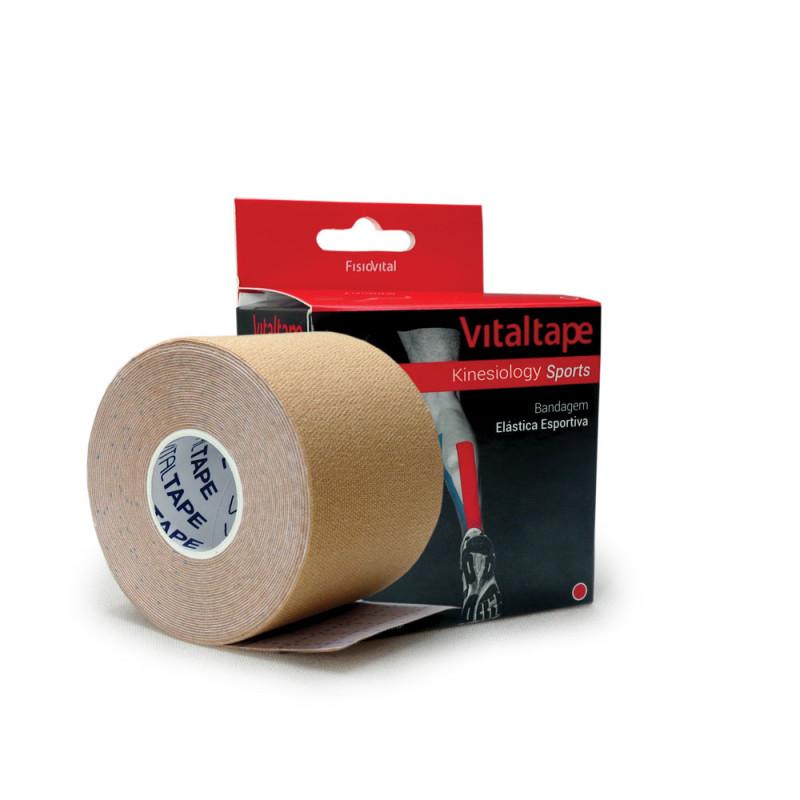 Vital Tape Kinesiology Premium Bege 5cm X 5m