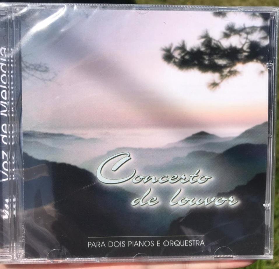 CD Concerto de Louvor