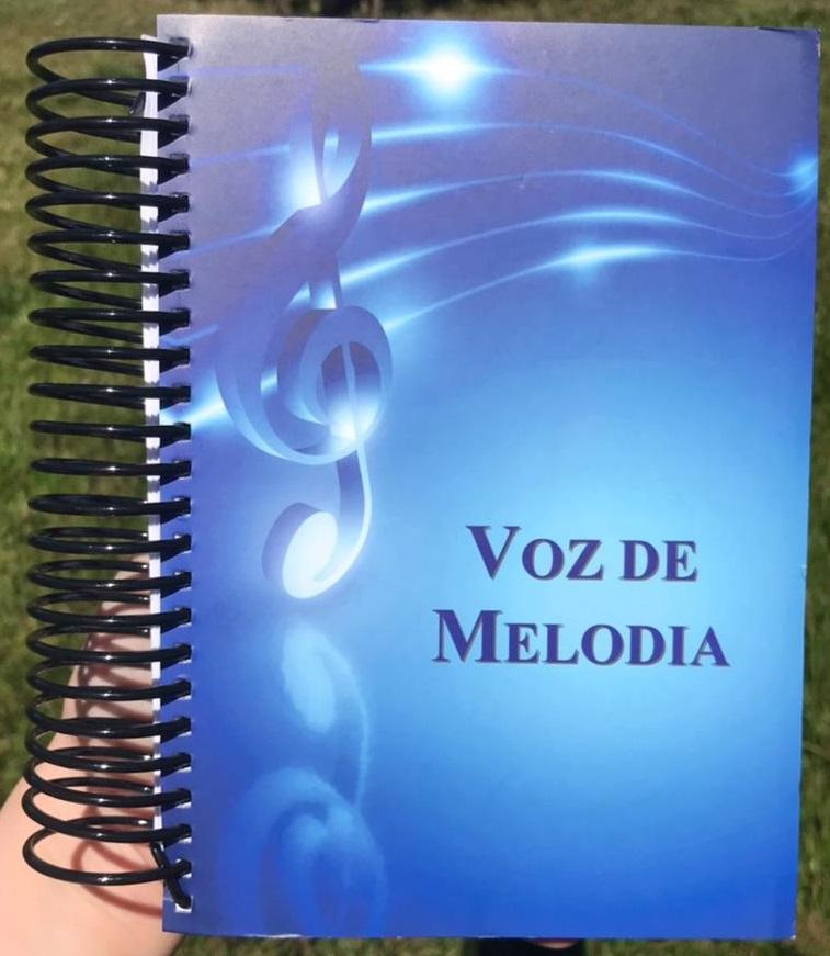 Voz de Melodia c/ Partitura