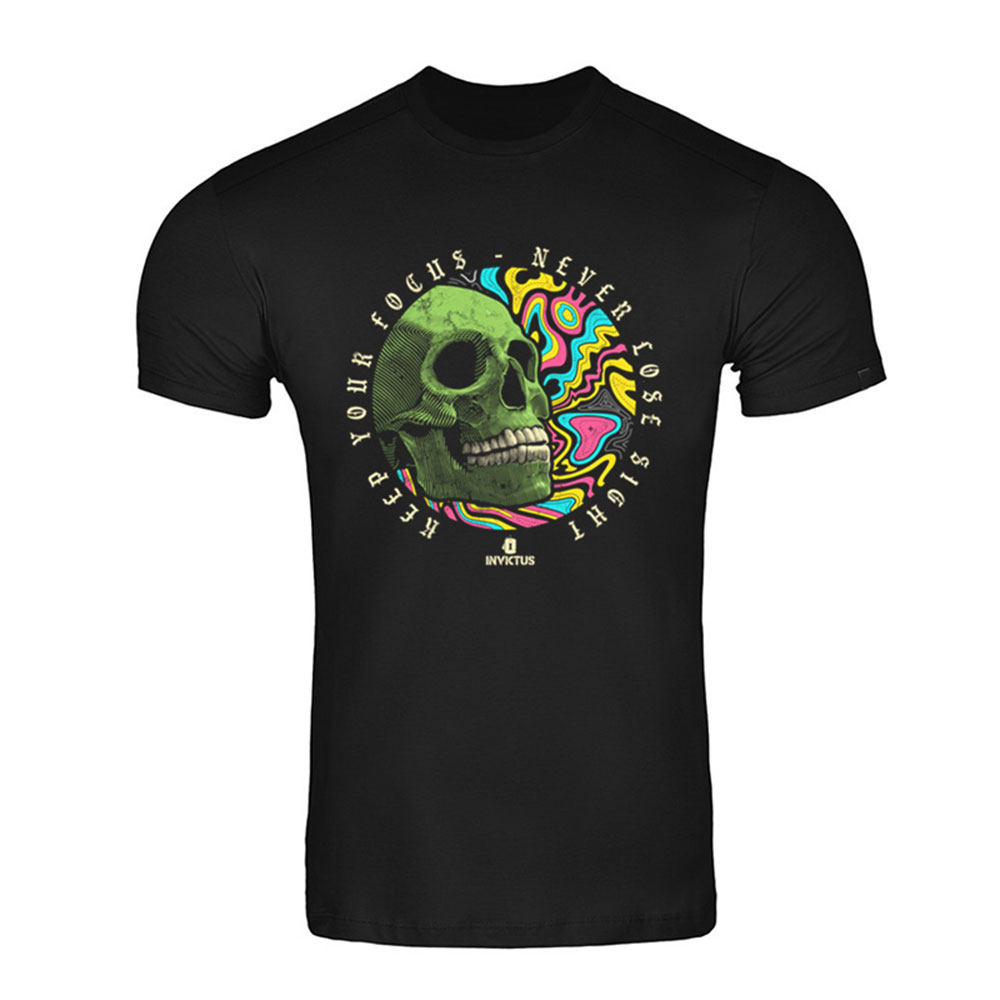 CAMISETA CONCEPT BIG HEAD