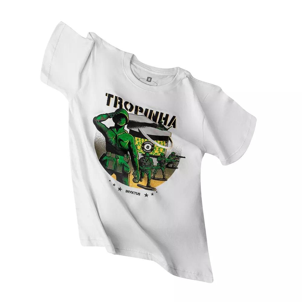 CAMISETA CONCEPT INFANTIL TROPINHA