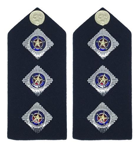 Platina de Capitão da Polícia Militar