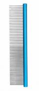 Pente 19cm Duplo Alumínio Azul - Precision