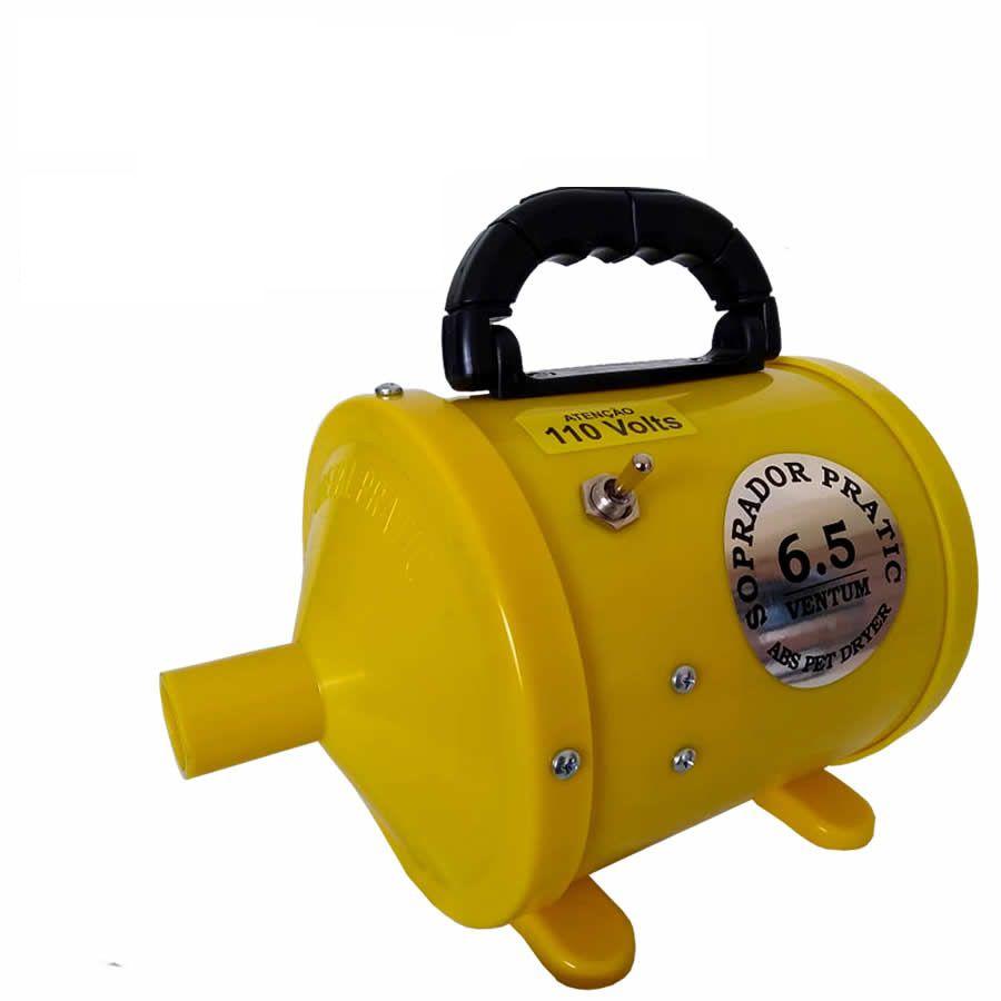 Soprador Ventum 6.5 Amarelo