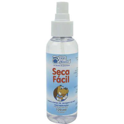 Seca Fácil Pet Clean para Pelagem de Cães e Gatos