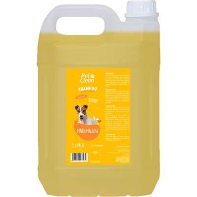 Shampoo Pet Clean Marshmallow para Cães e Gatos
