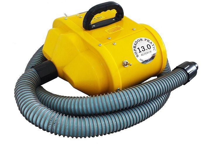 Soprador Alterum 13.0 Amarelo