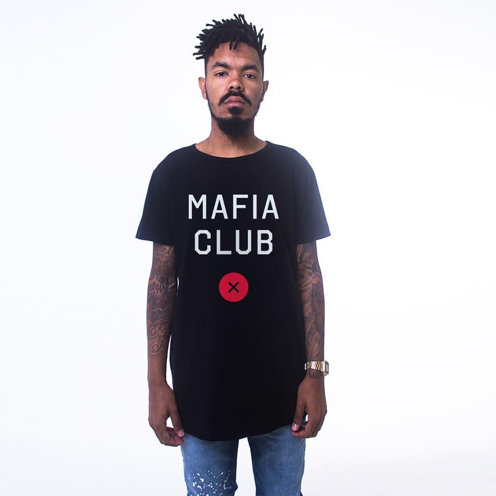 CAMISETA MAFIA CLUB