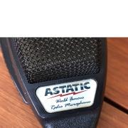 MICROFONE DE MAO ASTATIC 636L