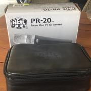 MICROFONE HEIL PR 20