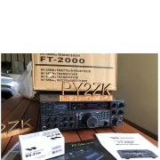 YAESU FT 2000.  100 WATTS
