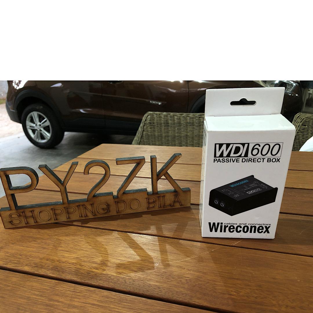 DIRECT BOX PASSIVO WDI 600