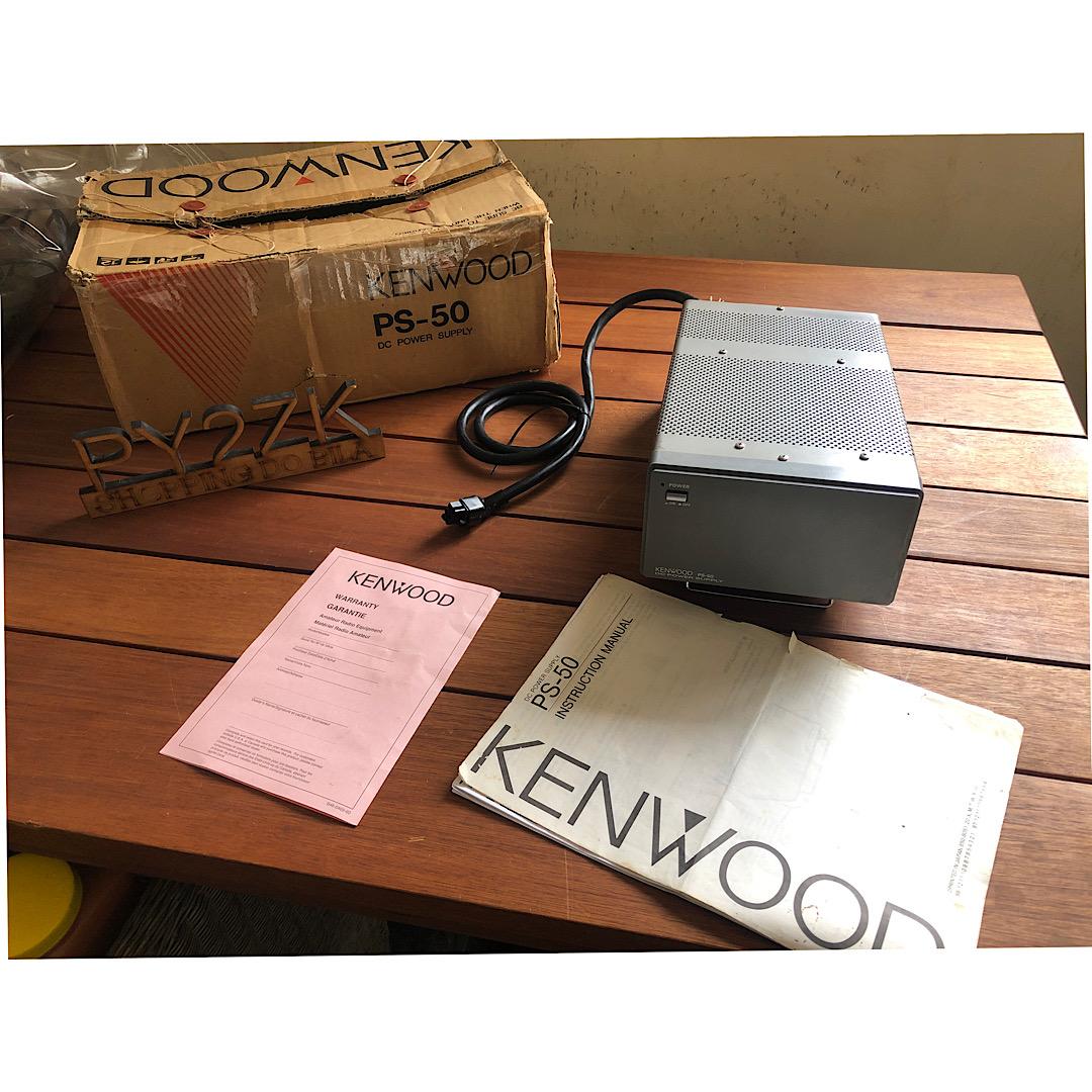 FONTE KENWOOD PS 50