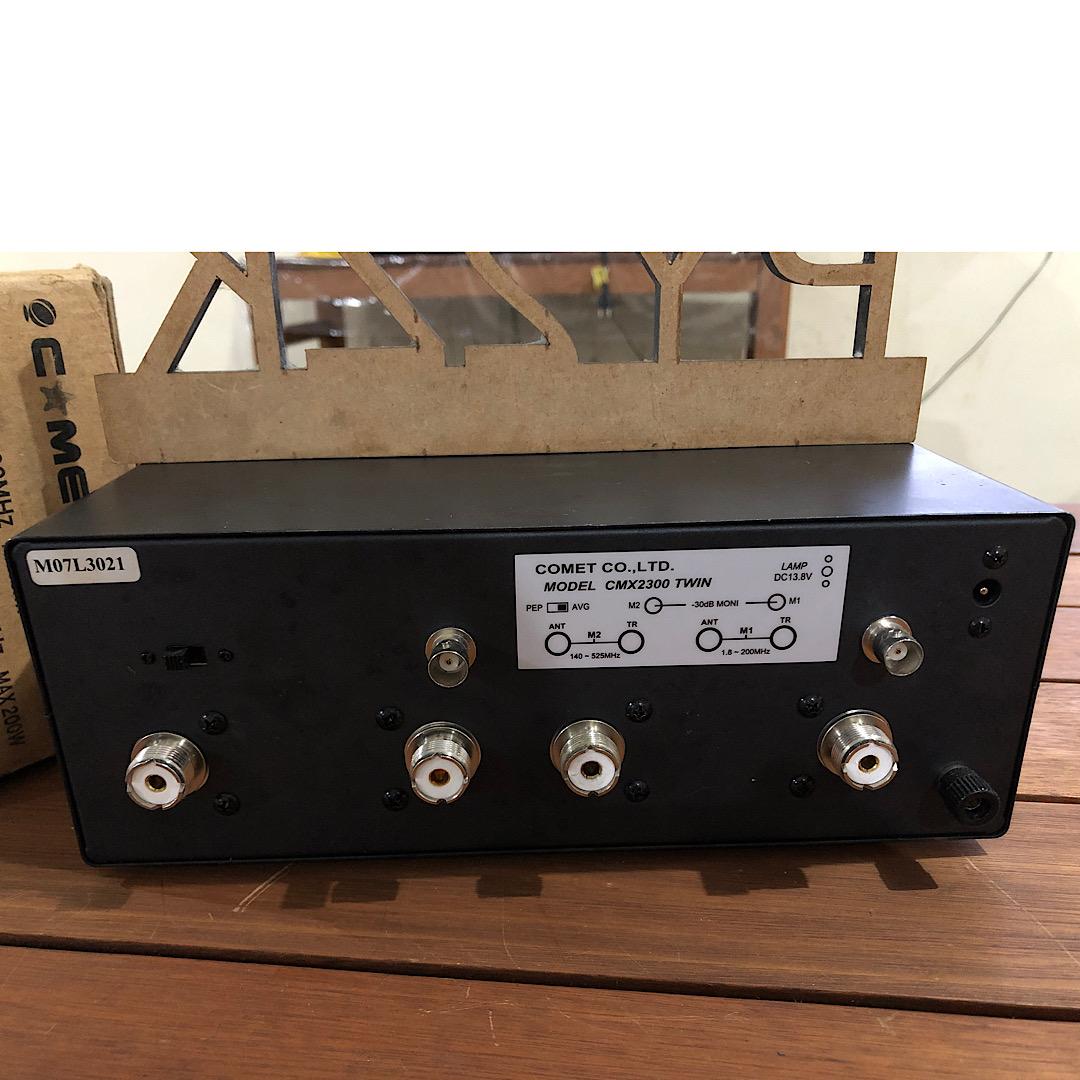 WATIMETRO COMET CMX-2300T