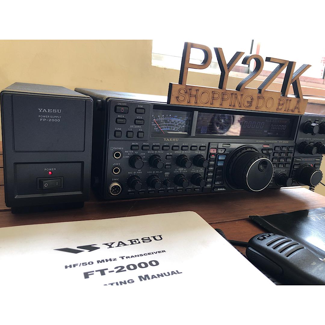 YAESU FT 2000-D. 200WATTS