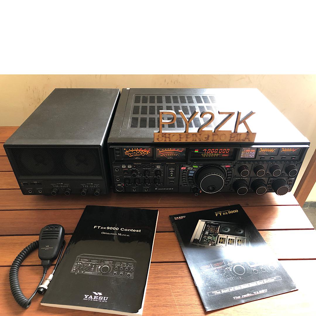 YAESU FTDX 9000-CONTEST