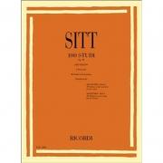 100 Studi Per Violino Op. 32 Vol. 1 - Hans Sitt