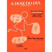 A Dose Do Dia Capa Laranja Transitorio Livro 2, Piano, Edna Mae Burnam