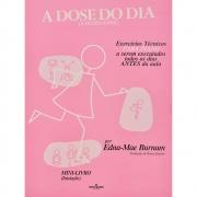 A Dose Do Dia Capa Rosa Mini Livro, Piano, Edna Mae Burnam