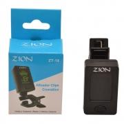 Afinador Cromático Zion ZT18 Clipe Compacto