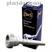 Bocal Bach 3C Prateado Trompete