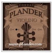 Corda Lá Plander Perlon e Alumínio para Violino 1/2