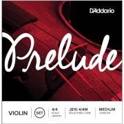 Jogo de Cordas D'addario Prelude J810M Média Violino 4/4
