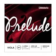 Jogo de Cordas D'addario Prelude J910 Média Viola