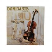 Jogo de Cordas Dominante C/ Bolinha Violino 4/4