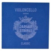 Jogo de Cordas Jargar para Violoncelo 4/4 Luthier