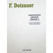 Método Para Violoncelo F. Dotzauer Vol. 2