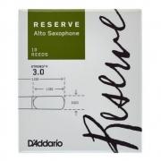 Palheta Reserve D'addario 3 - Valor Unitário