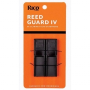 Porta 4 Palhetas Rico Reed Guard IV Clarinete / Sax Alto