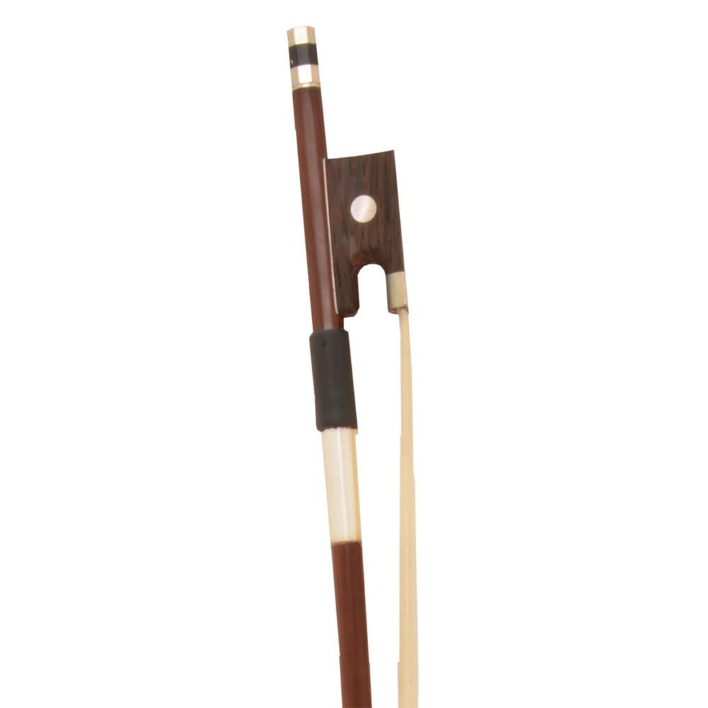Arco Zion Primo Violino 3/4 Talão De Jacarandá