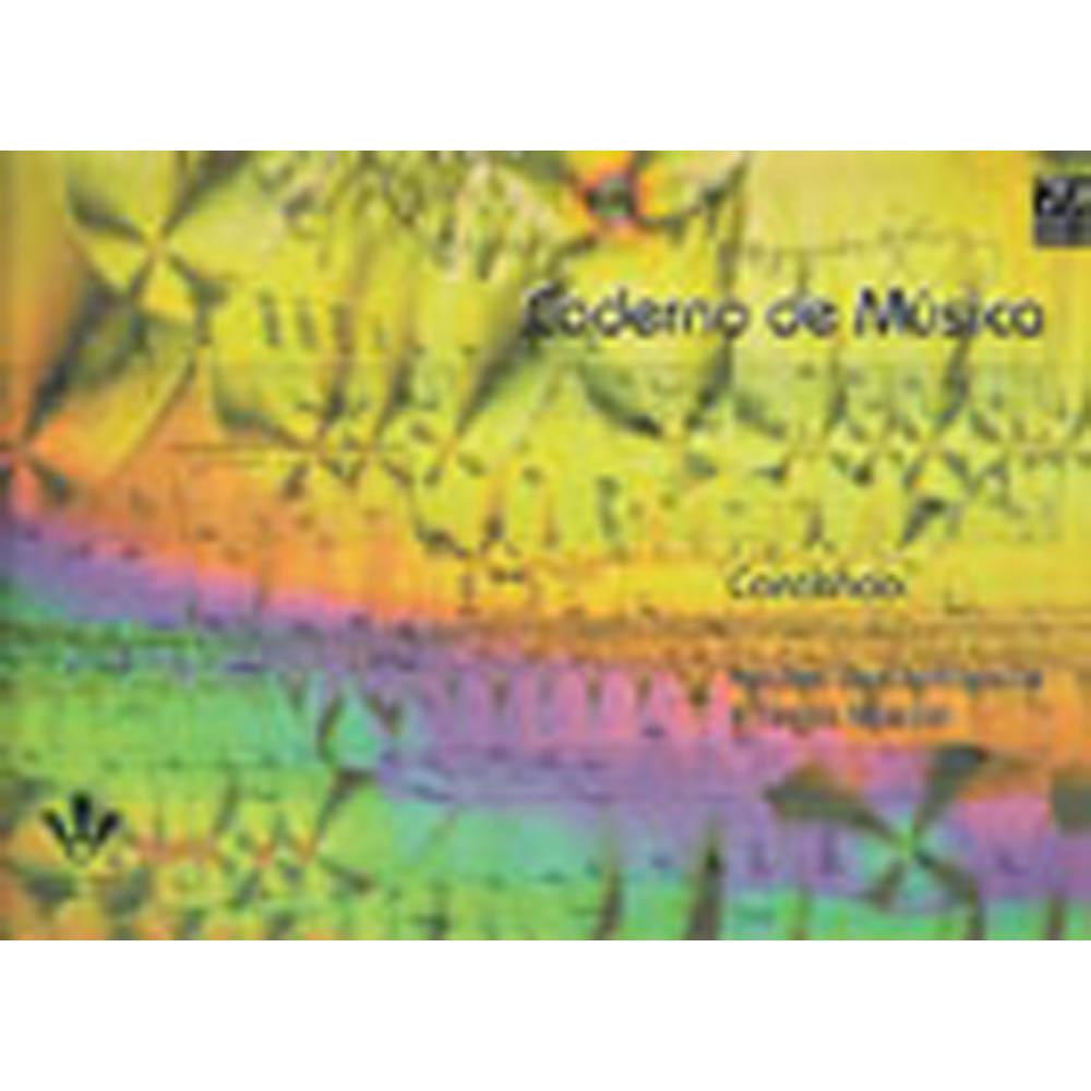 Caderno De Música Pequeno 6 Pautas