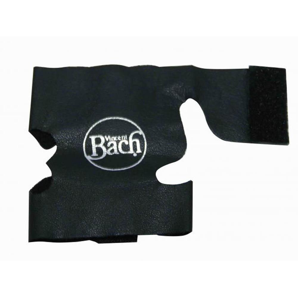 Camisa Bach Couro Natural Preto Para Máquina de Trompete