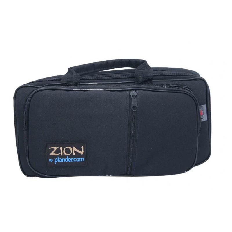 Capa Zion Extra Luxo Almofadada Clarinete