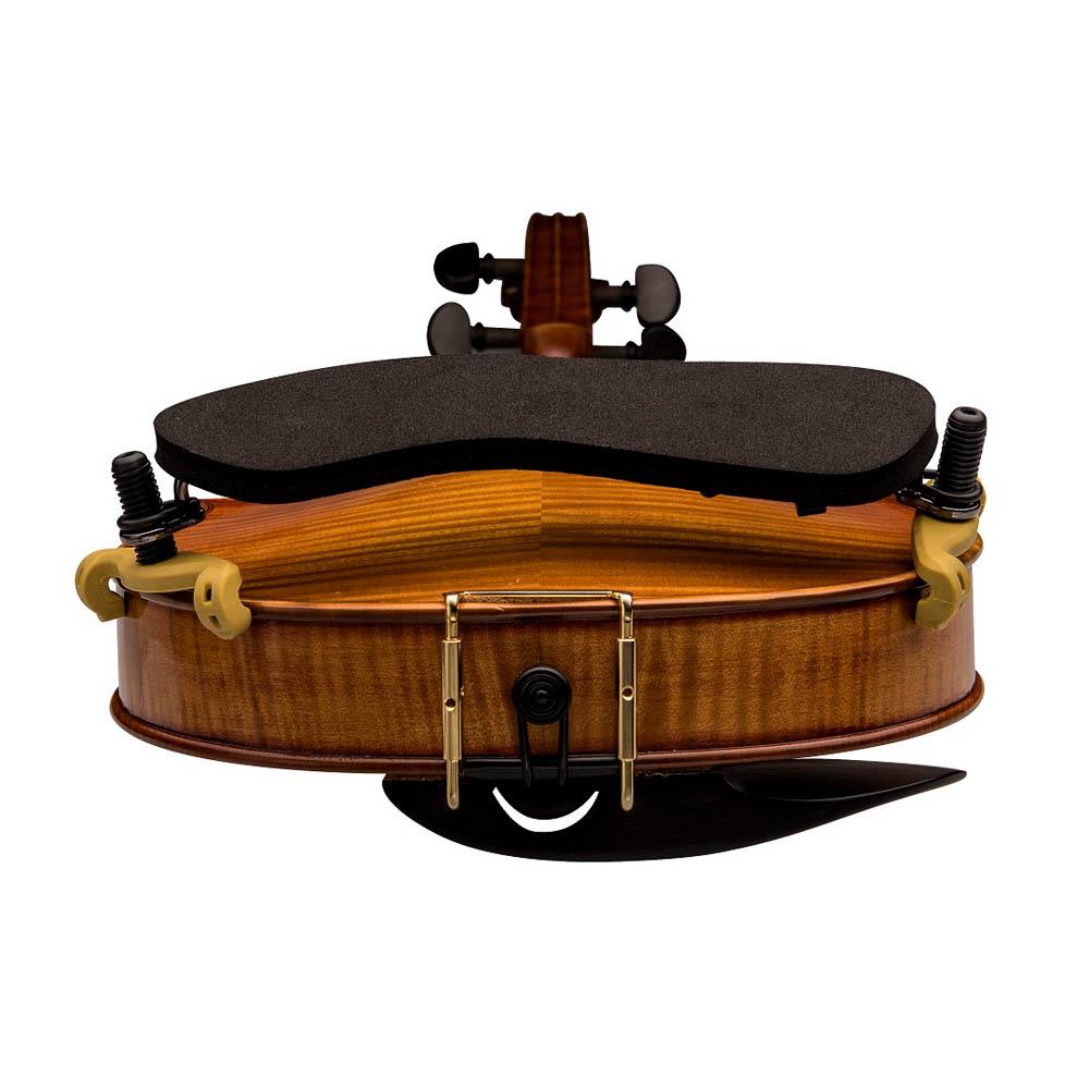 Espaleira Profissional Kapaier 610 Violino 4/4 Estilo Wolf Ajustável